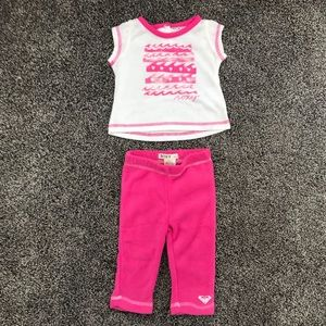 3-6 Month Roxy Baby Girl Outfit